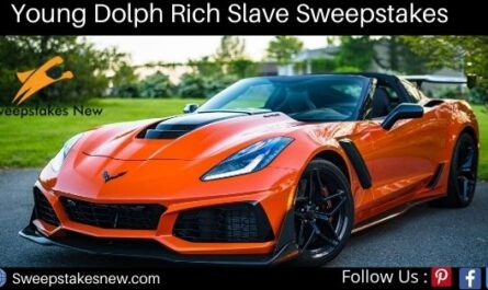 Young Dolph Rich Slave Sweepstakes
