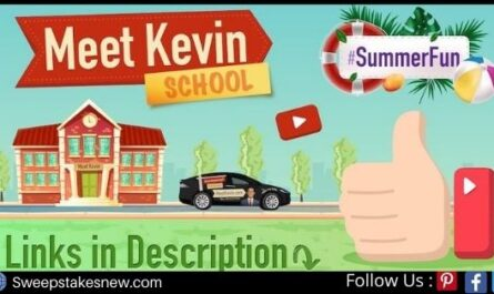 Meet Kevin Stimulus Giveaway