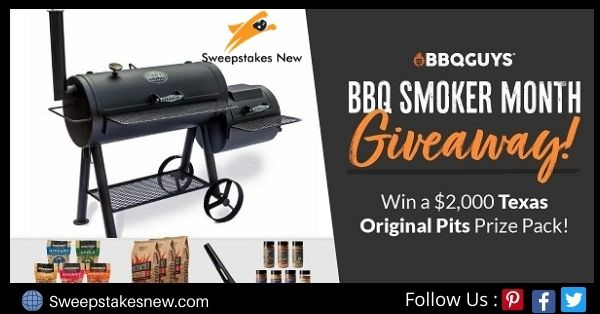 BBQGuys Summer Grill Giveaway