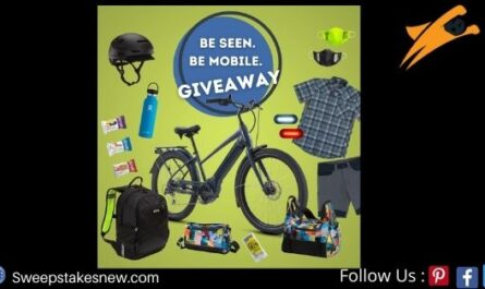 ProCamp Be Seen Be Mobile. Giveaway