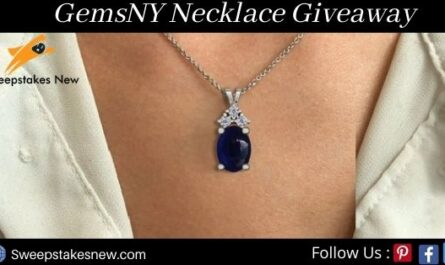 GemsNY Necklace Giveaway