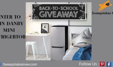 Danby Back to School Giveaway