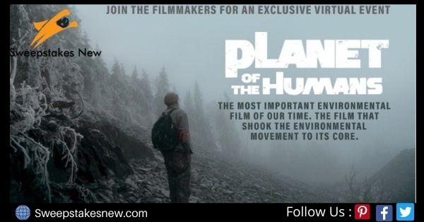 Wonderlist Planet Of The Humans Contest