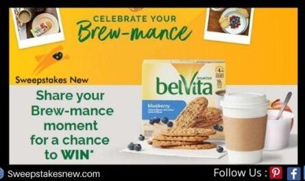 Belvita National Coffee Day Sweepstakes