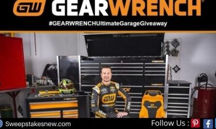 Gearwrench Garage Giveaway
