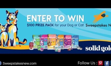 Animal Wellness Solid Gold Prize Pack Giveaway