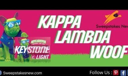 Keystone Light Keylightful Kappa Lambda Woof Contest