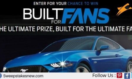 Nascar Ford Playoffs Promo Sweepstakes