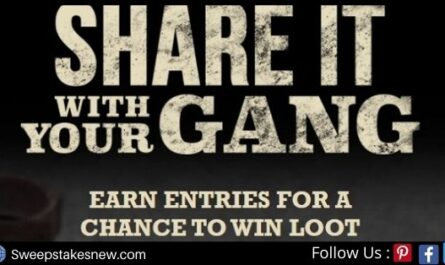 19 Crimes Sweepstakes & Instant Win Game