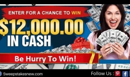 Major Sweeps Cash Sweepstakes