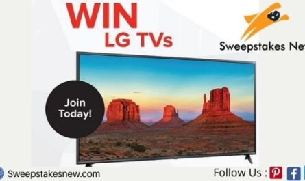 RC Willey LG TV Sweepstakes