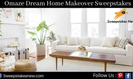 Omaze Dream Home Makeover Sweepstakes