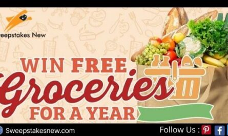 Resers Win Free Groceries for a Year Sweepstakes