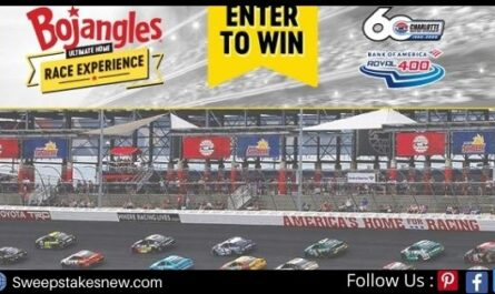 Bojangles Ultimate Home Race Experience Sweepstakes