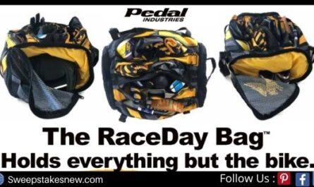 The Ultimate Raceday Bag Giveaway