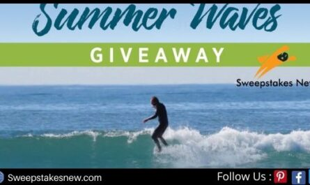 Salt Life & SurfTech Summer Waves Giveaway