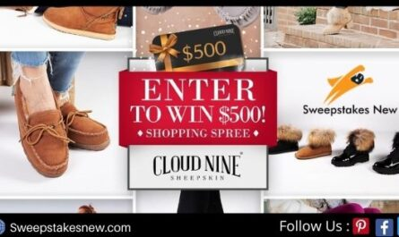 Cloud Nine Sheepskin Shopping Spree Giveaway