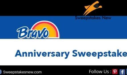 Bravo Supermarkets Anniversary Sweepstakes
