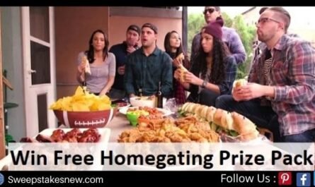 Coors Light Fall Homegating Sweepstakes