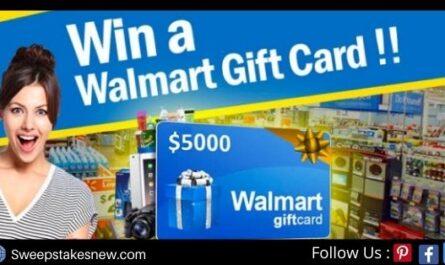 Pepsi Walmart Gift Card Sweepstakes