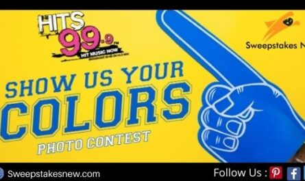 HITS 99.9 Show Us Your Team Colors Photo Contest