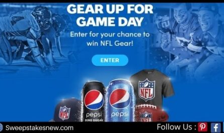 Pepsi NFL Shop Gift Card Instant Win Game