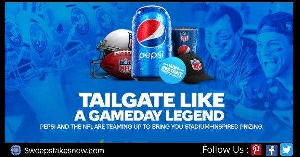 Pepsi- Take it to the House Instant Win Game