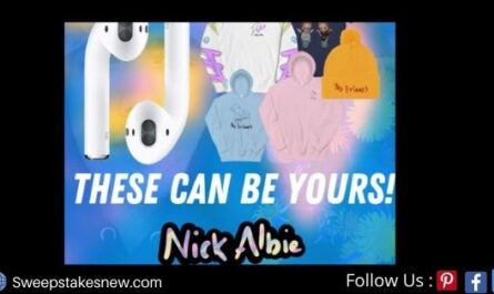 AirPods And Nick Albie Clothing Giveaway