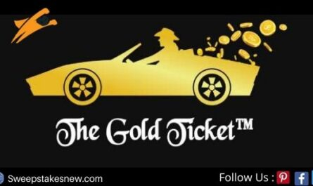 Jelly Belly Golden Ticket Contest