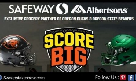 Score Big Sweepstakes