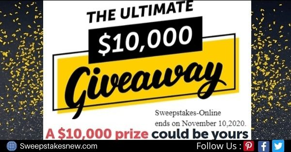Money Mart Ultimate $10000 Giveaway