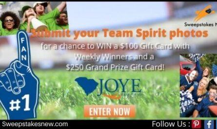 ABC Columbia Team Spirit Photo Contest