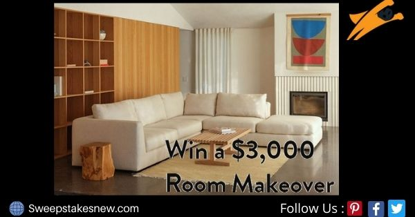Domino $3,000 Room Makeover Sweepstakes