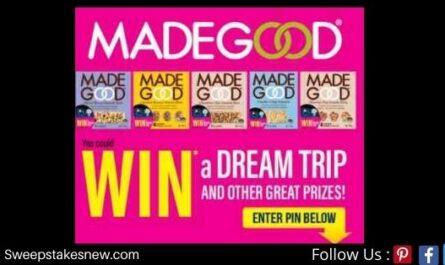 MadeGood Dream Trip Contest