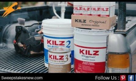 KILZ Keep Rolling Sweepstakes