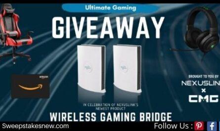 NexusLink Ultimate Gaming Giveaway