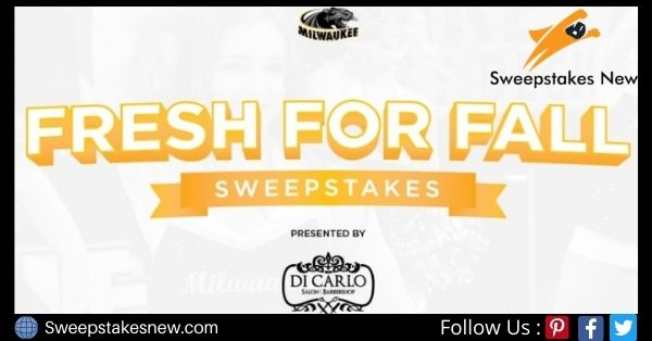 Wisconsin-Milwaukee Fresh For Fall Sweepstakes