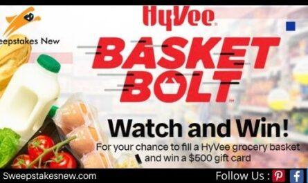 Fox4 and HyVee Basket Bolt Contest