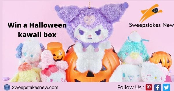 kawaii box Halloween Giveaway