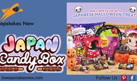 Japan candy box Halloween Giveaway