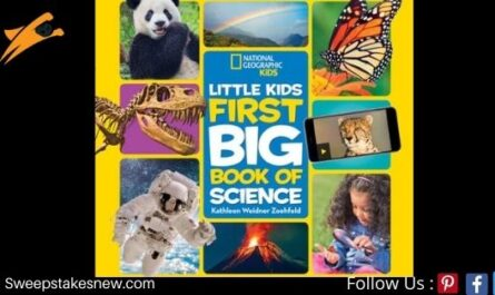 Pausitive Living National Geographic Kids Giveaway