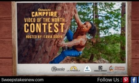 Outside Television Campfire Video Of The Month Sweepstakes