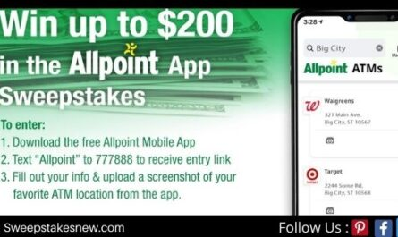 Allpoint Mobile Promotion Sweepstakes