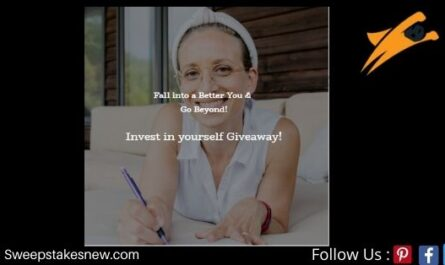 Randi Zinn Yoga Invest In Yourself Giveaway