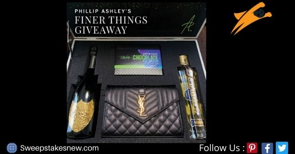 Phillip Ashley Finer Things Giveaway