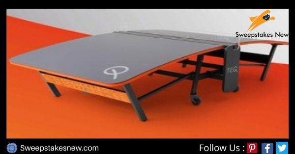 Teqball Table Giveaway