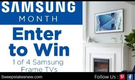 Nebraska Furniture Mart Samsung Month Sweepstakes
