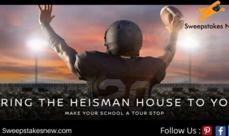 Nissan Heisman House Sweepstakes