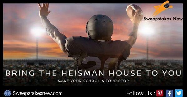 Nissan Heisman House Sweepstakes