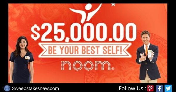 PCH $25000 Be Your Best Self Sweepstakes